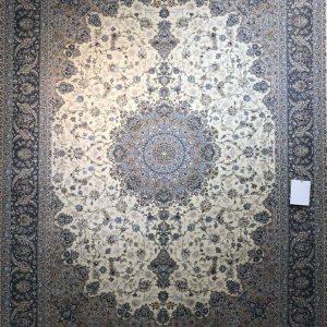 فرش مشهد اردهال ١٢٥٠ شانه اي ١ موزي