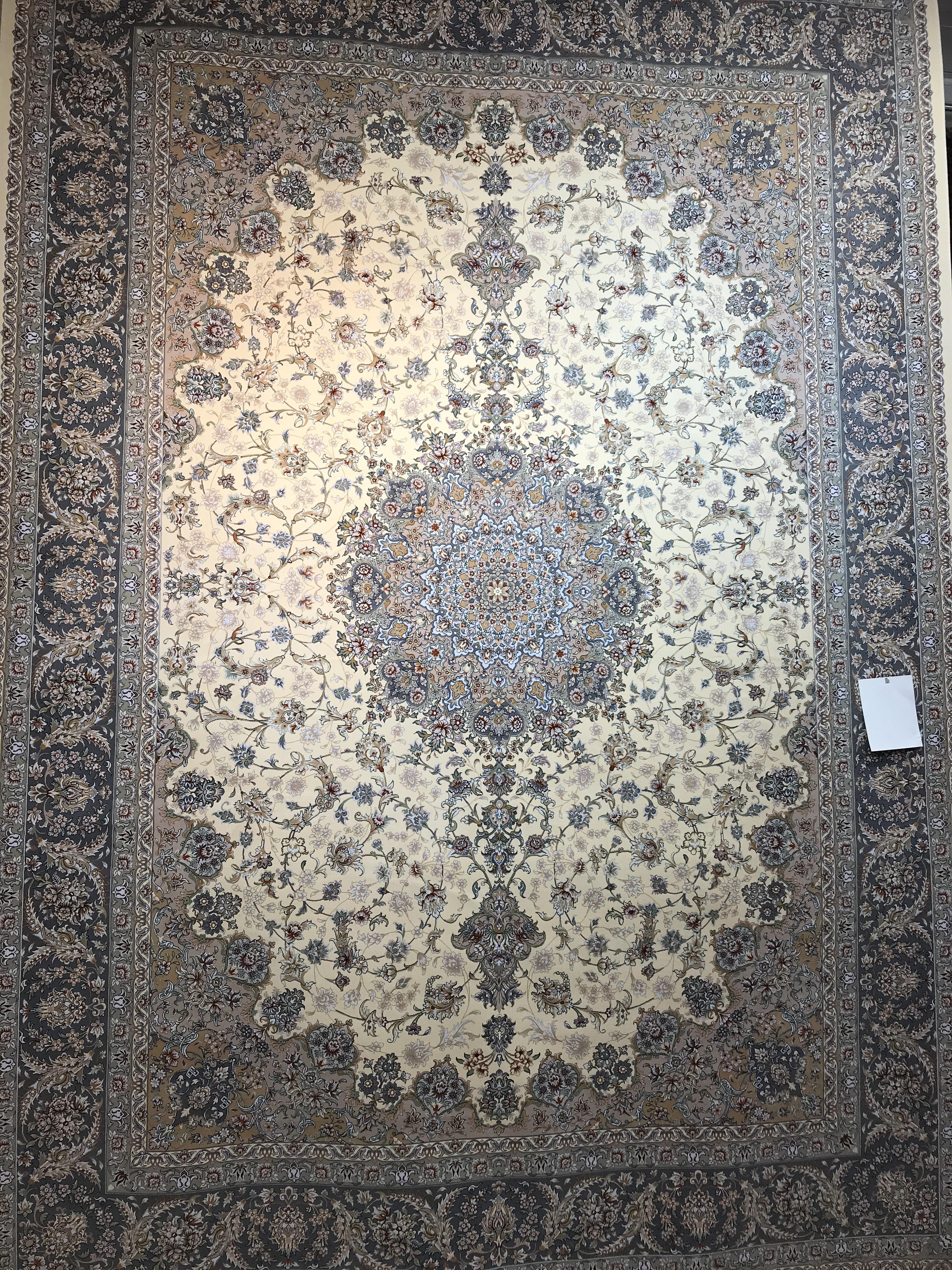 رونمایی از فرش های ۱۲۵۰ شانه