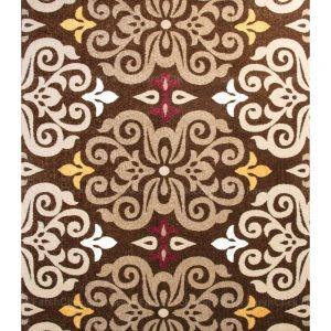 فرش ماشینی مدرن فانتزی ساوین – ۲۰۰۵ – قالیچه (کد : ۶۸۷۷۳)