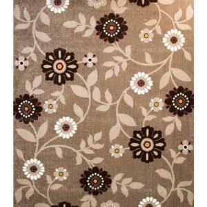 فرش ماشینی مدرن فانتزی ساوین – ۲۰۰۶ – قالیچه (کد : ۶۸۷۸۸)