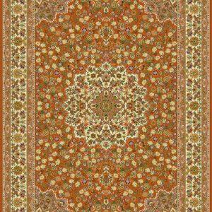 فرش رادين اصفهان گل رز پيازي