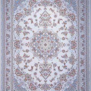 فرش تهران طرح رویا ۱۲۰۰ شانه تراکم ۳۶۰۰ کرم