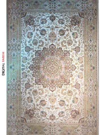 فرش ماشینی فرش رادین اصفهان طرح ملک آرامش