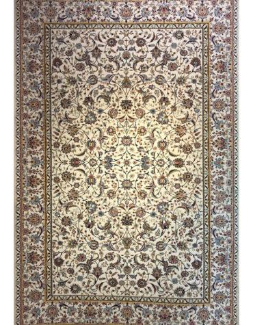 فرش ماشینی رادین اصفهان طرح نائین شاه عباسی