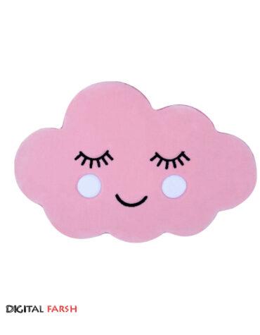فرش کودک زرباف طرح ابر