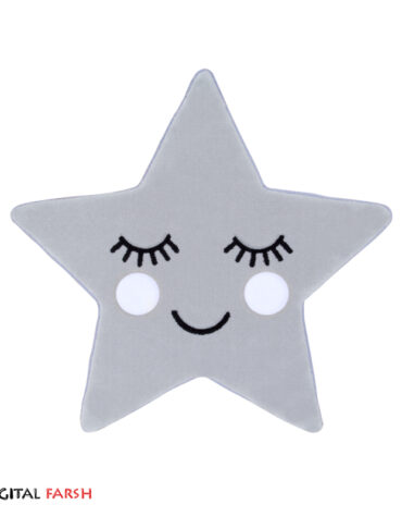 فرش کودک زرباف طرح ستاره