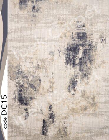 فرش ماشینی ایپک طرح وینتیج کد DC15