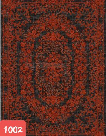 فرش ماشینی ایپک طرح وینتیج کد ۱۰۰۲