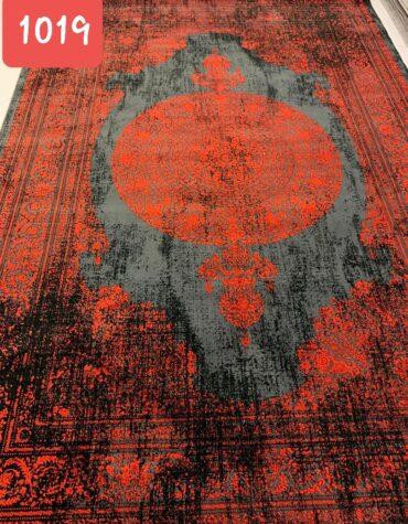 فرش ماشینی ایپک طرح وینتیج کد ۱۰۱۹