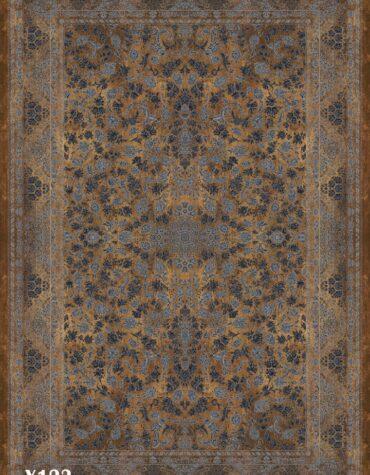 فرش دیبا طرح X123