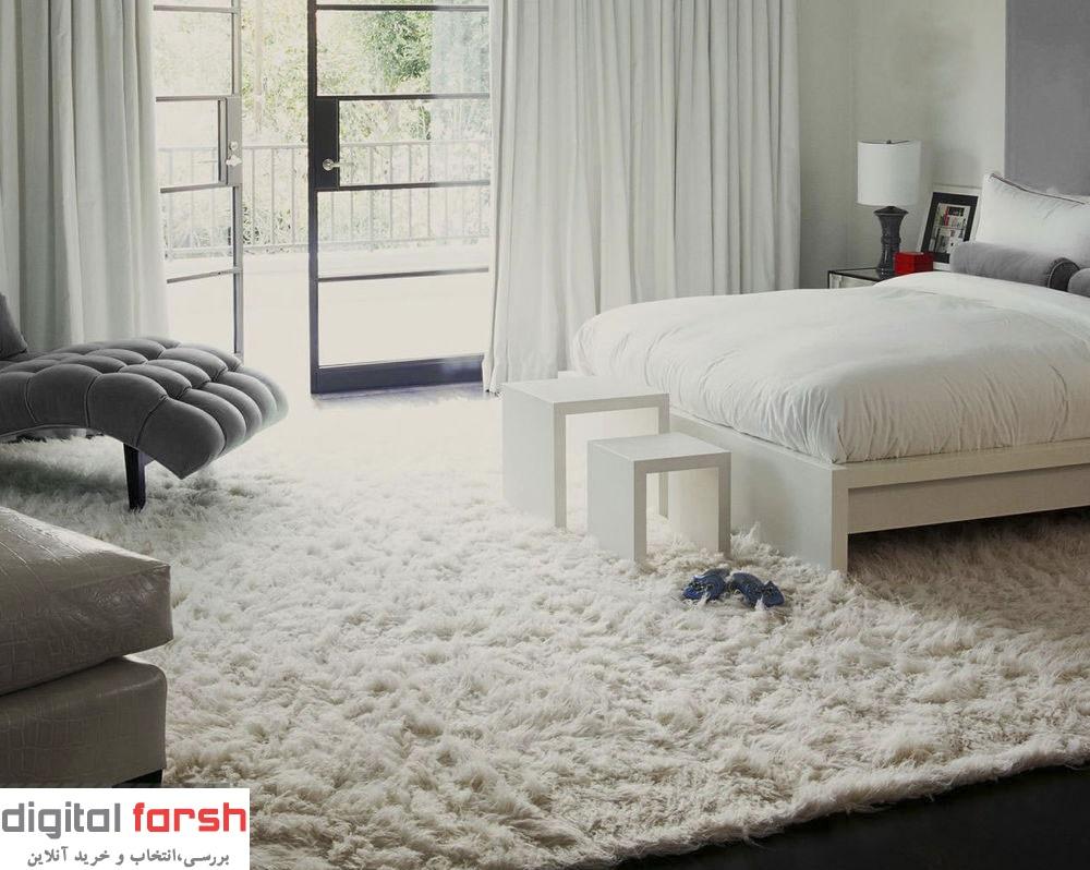 فرش مناسب اتاق خواب