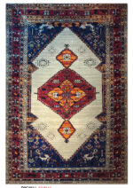 فرش رادین گبه قشقایی (۲۰۴۰) طوسی