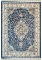 فرش مشهد اردهال  طرح ۱۲۰۵۶ رنگ اطلسی
