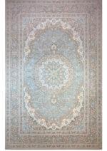 فرش ماشینی مهیار دلیجان ماوی ۰۲۸