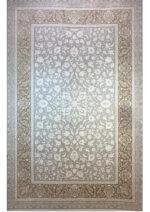 فرش آرمانی طرح افشان طلایی