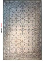 فرش مشهد اردهال کد طرح A11 صدفی