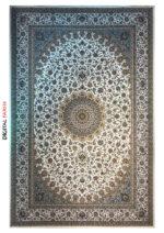 فرش مشهد اردهال طرح ۱۲۰۵۴ رنگ کرم