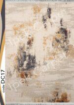فرش خاطره طرح وینتیج کد DC17
