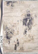 فرش خاطره طرح وینتیج کد DC15