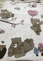 فرش  آنا کودک خرس های مهربون