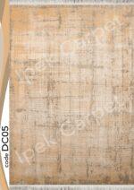 فرش خاطره طرح وینتیج کد DC05