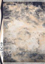 فرش خاطره طرح وینتیج کد DC19