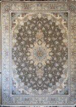 فرش ستاره کویر یزد ۱۰۰۰ شانه تراکم ۱۰۰۰ طرح E-041-2073
