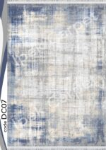 فرش خاطره طرح وینتیج کد DC07