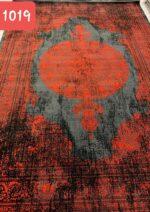 فرش خاطره طرح وینتیج کد ۱۰۱۹