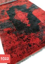 فرش خاطره طرح وینتیج کد ۱۰۲۲