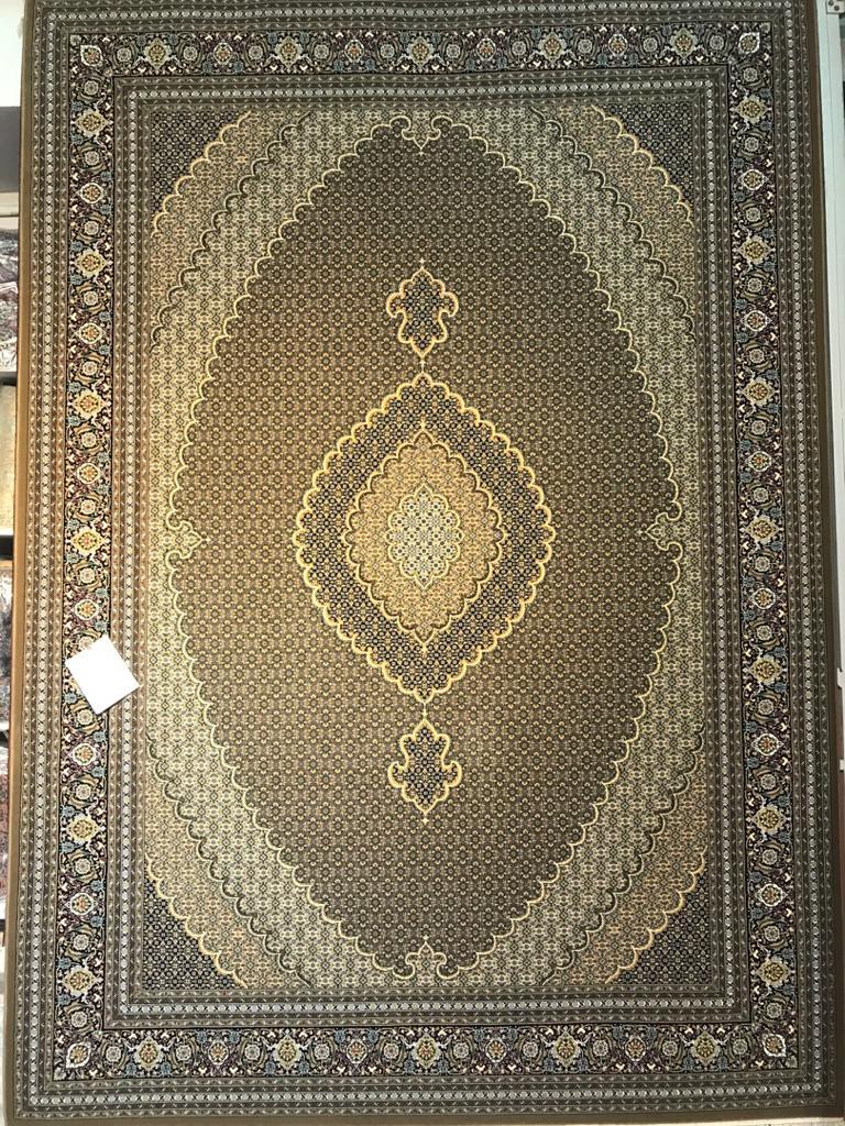 فرش مشهد طرح ۸۷۰۳۴ گردویی