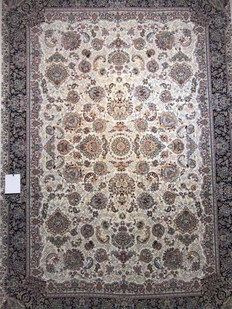 فرش مشهد اردهال ۱۲۰۱۴ کرم