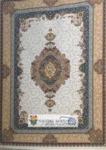 فرش مشهد اردهال طرح ۱۰۱ کرم