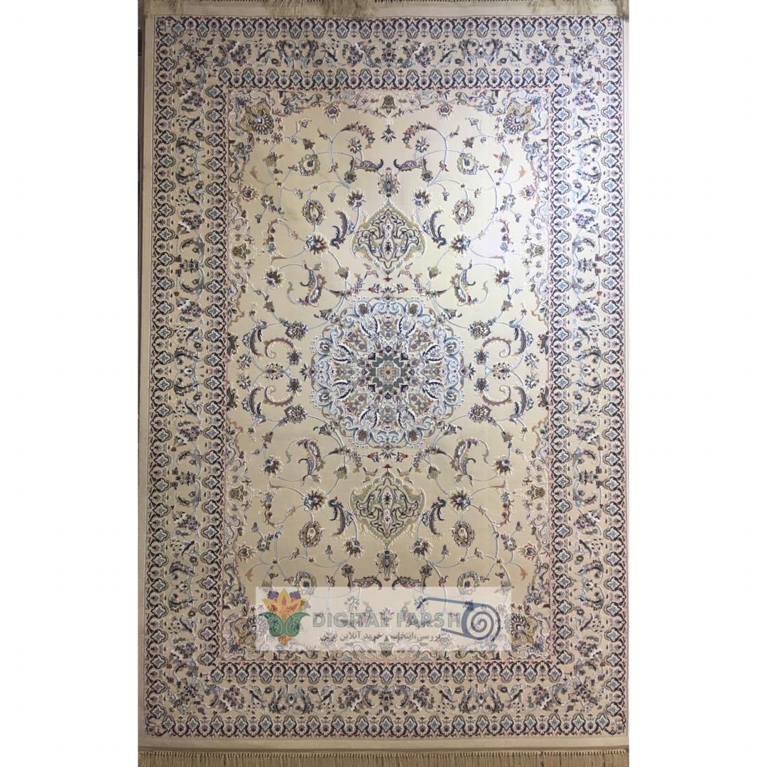 فرش رادین اصفهان طرح نائین  صدفی