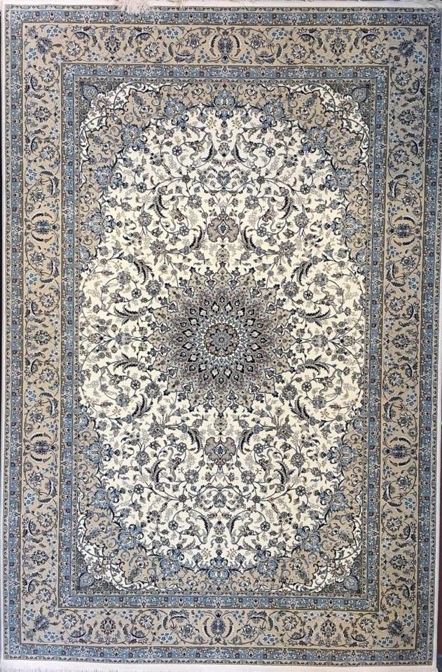 فرش ستاره کویر یزد مدل ذهره نوین نایین