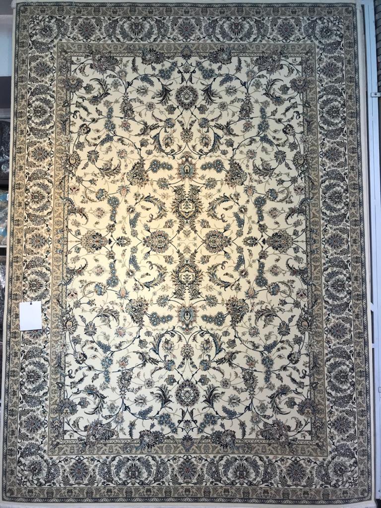 فرش ستاره کویر یزد مدل کد طرح ۰۵۵