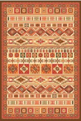 فرش ستاره کویر یزد کلکسیون سوپر گیلیم طرح G7005