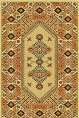 فرش ستاره کویر یزد کلکسیون سوپر گیلیم طرح G8100