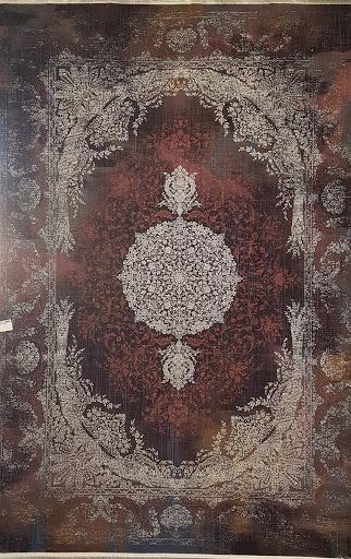 فرش خاطره کاشان کد طرح ۱۶۰۳