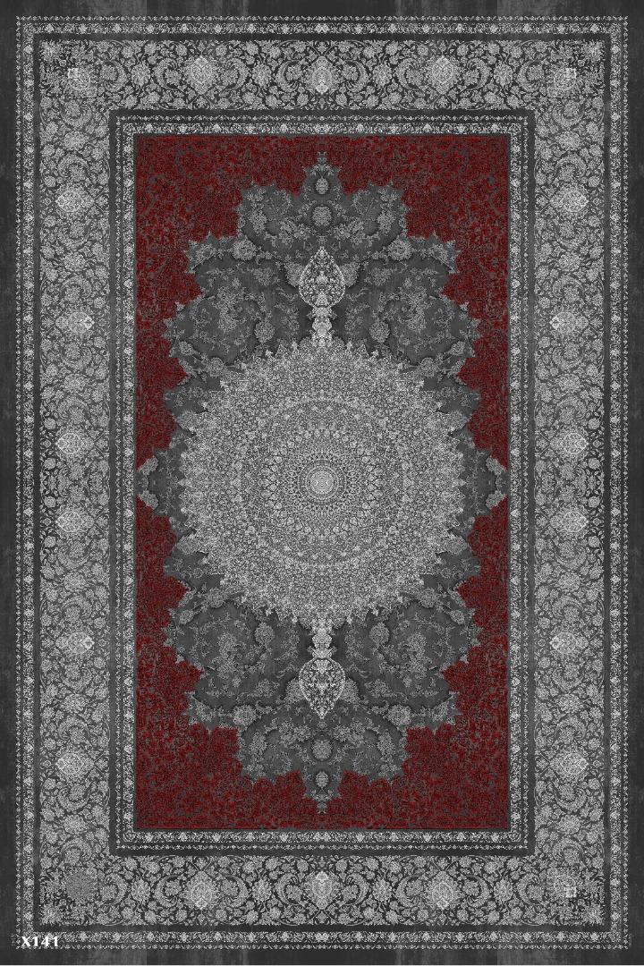فرش دیبا طرح X141