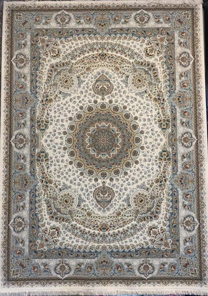 فرش ستاره کویر یزد ۱۵۰۰ شانه ۰۰۲