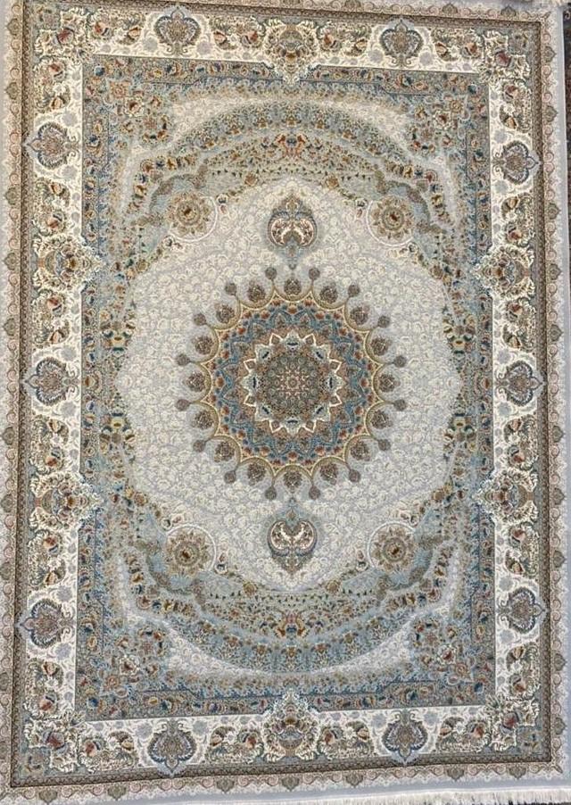فرش ستاره کویر یزد ۱۵۰۰ شانه ۰۰۳