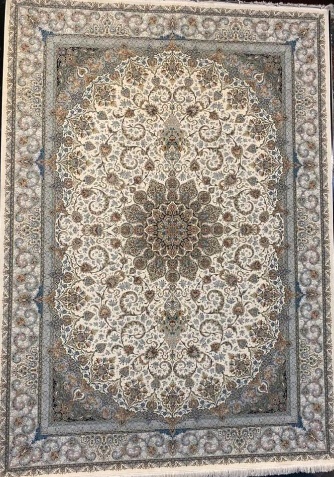فرش ستاره کویر یزد ۱۵۰۰ شانه ۰۰۵
