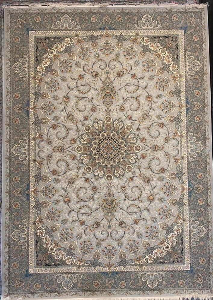 فرش ستاره کویر یزد ۱۵۰۰ شانه ۰۰۴