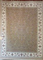 فرش قالی سلیمان طرح افسانه شکلاتی