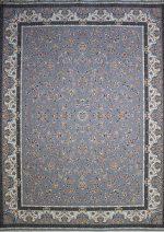 فرش پاتریس طرح افشان سی گل ۱۵۰۰ شانه فیلی