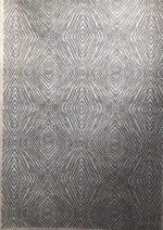 فرش ماشینی آرمانی  طرح پلاتینیوم کد ۵۰۰۵ زمینه طوسی