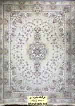 فرش زرتشت  ۱۵۰۰ شانه طرح فرشته نقره ای