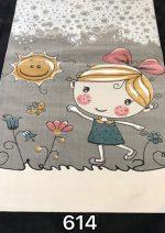 فرش آرمانی آذین ۶۱۴ کودک دخترک