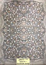 فرش کاخ کد طرح ۴۰۰۲۲ سیلور ۱۵۰۰ شانه